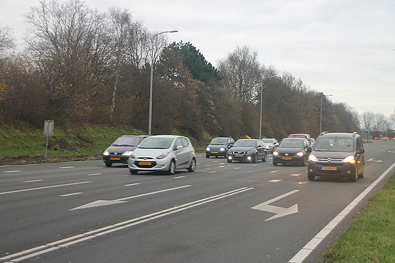 Alkmaar verkeer