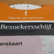 bezoekerskaart Alkmaar Parkeren